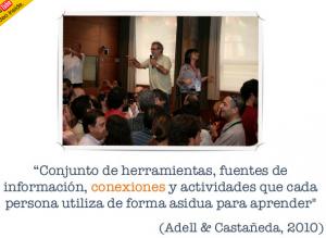 Definición de PLE por Linda Castañeda y Jordi Adell