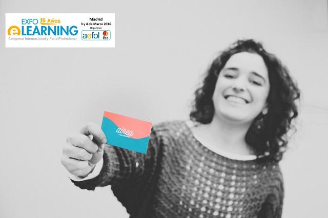 Nominada talento e-learning para #expoelearning