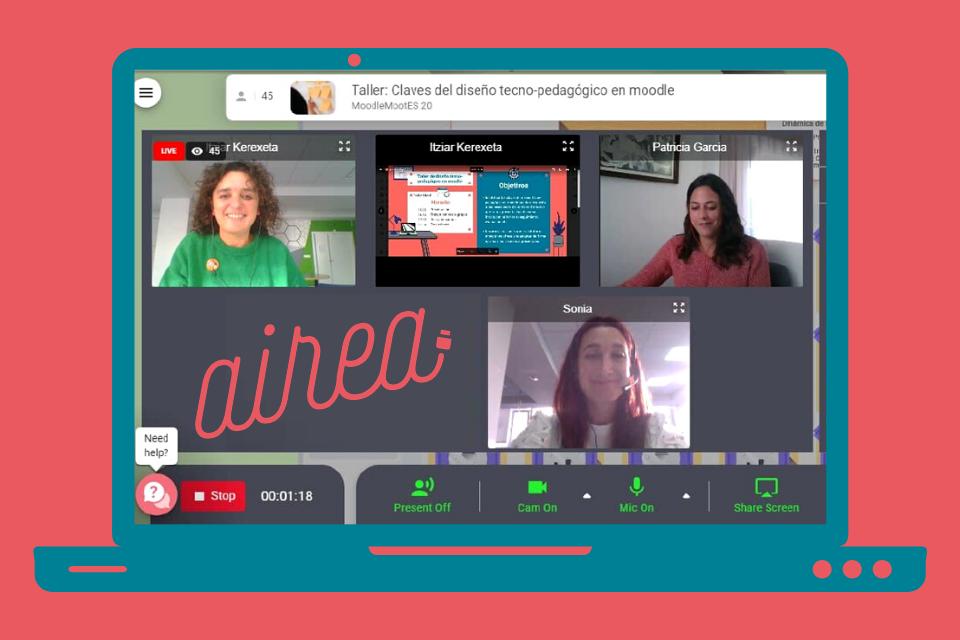 Eventos virtuales, más allá de una videoconferencia