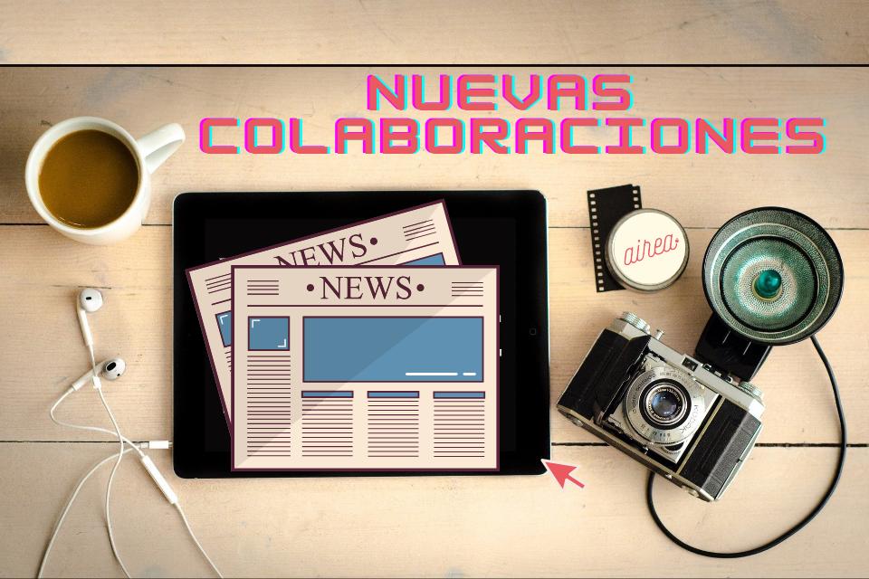Noticias frescas, nuevas colaboraciones